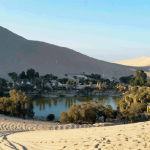 Ica: laguna Huacachina rescatada por el Estado y sector privado