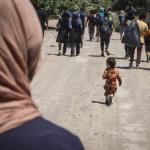 ONU: a final de año habrá otro millón de desplazados en Siria