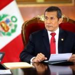 Ollanta Humala: Oficializan autorización de viaje presidencial a París