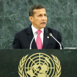 Ollanta Humala estará en Asamblea General de ONU y cumbre Alianza del Pacífico