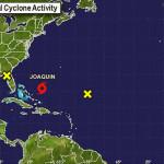 Tormenta Joaquín se convierte en huracán cerca de las Bahamas