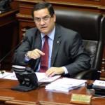 """Iberico: """"Se necesita un marco legal si FFAA enfrentan inseguridad"""""""