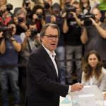 España: justicia cita a catalán Artur Mas por consulta ilegal