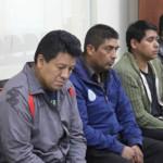 Poder Judicial: 9 meses de prisión preventiva a invasores de almacén