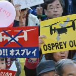 Japón: Gobierno y Okinawa enfrentados por base de EEUU