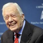 Jimmy Carter: no advierteefectos negativos por tratamiento del cáncer