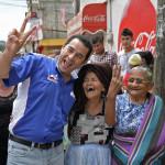 Guatemala: humorista Jimmy Morales favorito en elecciones