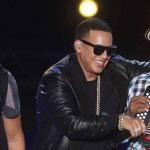 Juntos Gian Marco, Daddy Yankee, Río Roma y Carlos Vives