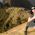 Katy Perry en Perú: videos tocando zampoña en Machu Picchu