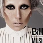 Lady Gaga es la Mujer del año para la revista Billboard
