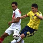 """Lobatón: """"Colombia ya sabe que Perú juega de igual a igual"""""""