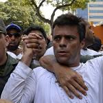 Venezuela: Leopoldo López es condenado a 13 años y 9 meses de prisión