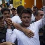 Leopoldo López: el jueves dictarían sentencia contra dirigente opositor