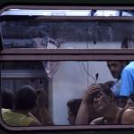 Hungría: medio millar de refugiados pasan la noche en un tren