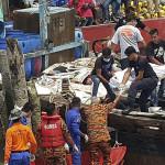Malasia: al menos 14 muertos tras hundirse barco con inmigrantes