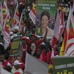 Brasil: apoyo a Rousseff y protestas aisladas en Día de la Independencia