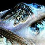 NASA confirma presencia de agua líquida en Marte
