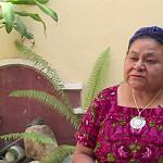 Rigoberta Menchú: el único destino de Pérez Molina es la cárcel