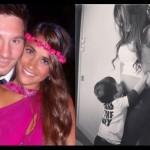 Lionel Messi y Antonella Roccuzzo son padres por segunda vez