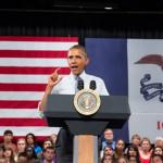 Barack Obama: hispanos refuerzan la economía de EEUU