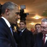 ONU: Barack Obama y Raúl Castro inician segunda reunión bilateral