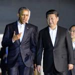 Barack Obama recibe en la Casa Blanca a homólogo chino