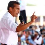Ollanta Humala: Perú puede enfrentar con optimismo Fenómeno El Niño