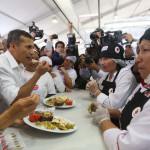 """Ollanta Humala: """"Mistura 2015 es muestra de inclusión social"""""""