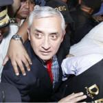 Guatemala: 3 meses de prisión preventiva para Otto Pérez Molina