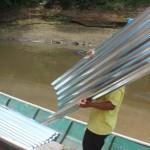 Oxapampa: entregan ayuda humanitaria a damnificados