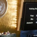 ONU aprueba propuesta para izar bandera palestina en sede