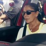 Isabel Pantoja gozará carcelería con régimen de semilibertad