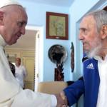 Papa Francisco se reunió con Fidel Castro en La Habana