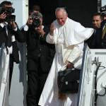 EEUU: Papa Francisco llega a Nueva York (VIDEO)