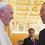 Papa Francisco: histórico discurso ante Asamblea General de la ONU
