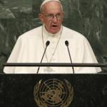 Papa Francisco ante la ONU: esto dijo en su discurso histórico
