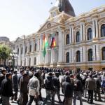 Bolivia: aprueban en primera instancia reelección de Evo Morales