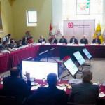 15 partidos políticos rechazan rumores de golpe de Estado