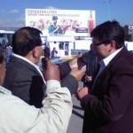 Congreso ANP: delegados llegan a Cusco y se dirigen a Urubamba