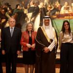 Perú y Arabia Saudita acuerdan cooperación cultural