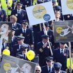 Alemania: sindicato de pilotos suspende la huelga en Lufthansa