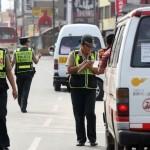 Policía Nacional hará cumplir desvíos por junta del Banco Mundial