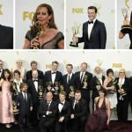 Emmy 2015: audiencia cae a 11,9 millones de seguidores
