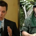 Cuba: máximo líder FARC y presidente Santos anunciarán acuerdo