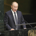 ONU: Putin propone coalición internacional enlucha contra terrorismo