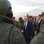 Rusia inicia intervención aérea en Siria contra Estado Islámico