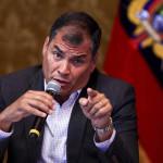 Ecuador: Correa dice que están mejor preparados para afrontar El Niño