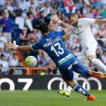 Real Madrid gana 1 a 0 al Granada y lidera Liga española