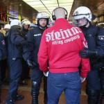 Alemania: miles se concentran en marcha contra la xenofobia y neonazis