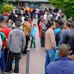 Alemania daría tres años de residencia a refugiados sirios